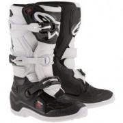 ALPINESTARS Boots ALPINESTARS Tech 7S Junior Black / White
