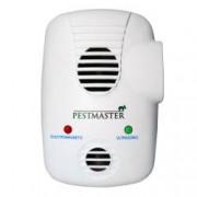 Aparat cu ultrasunete si unde electromagnetice pentru alungat soareci gandaci si alte insecte Pestmaster EMG 3 in 1