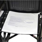 SKIL CARE Bi-Fold Sensor Pad for Chair & Bed Model: 909427