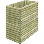 vidaXL Garden Planter 106x56x96 cm FSC Impregnated Pinewood