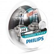 Philips X-tremeVision +130% H4 60/55W 12342XV 2db/csomag