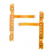 Sustitución SR SL Botón cable plano flexible para Nintend Interruptor NS