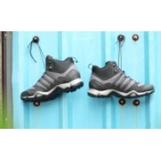 ADIDAS TERREX SWIFT R MID Outdoor Shoes For Men(Grey)