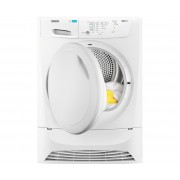 Zanussi ZDP7200NW Condensdrogers - Wit