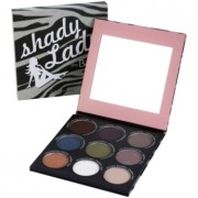 theBalm Shady Lady paleta de sombras de ojos 17 g