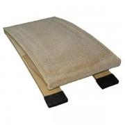 Odrazový můstek dřevo SAS 802 SEDCO hnědý velikost 120 x 60 cm + dárek + doprava zdarma