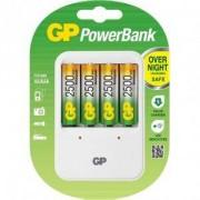 Зарядно у-во PB420GS250+4 * AA NiMH 2500mAh батерии - GP-C-PB420GS250
