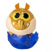 Figurina de plus Gronkel in ou albastru - Cum sa-ti dresezi dragonul