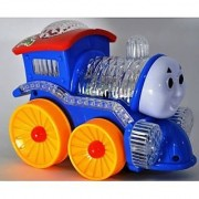 Funny Loco train With Flashing Top Light