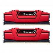 Memorie GSKill Ripjaws V Red 16GB DDR4 3200MHz CL15 1.35v Dual Channel Kit