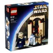 Star Wars Lego #4475 Jabba's Message
