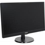 """Monitor MVA, Philips 23.6"""", 243V5QHSBA, LED, 8ms, 10Mln:1, DVI/HDMI, FullHD (243V5QHSBA/01)"""