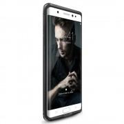 Husa Samsung Galaxy Note 7 Fan Edition Ringke Flex S DEEP BLUE + Bonus folie protectie Ringke Invisible Screen Defender