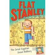 Jeff Brown's Flat Stanley: The Great Egyptian Grave Robbery, Paperback/Jeff Brown