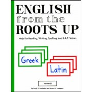 English from the Roots Up Volume 2 Flash Cards, Paperback