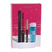 Lancôme Définicils darčeková kazeta pre ženy riasenka Definicils 6,5 ml + ceruzka na oči Le Crayon Khol 0,7 g 01 Noir + odličovací prípravok na oči Bi-Facil 30 ml 01 Noir Infini