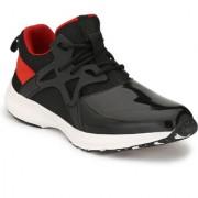 Server Men's Black Hot Hip-Hop Mid Ankle Sports look Casual Sneaker
