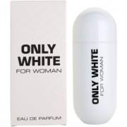 Concept V Only White Eau de Parfum para mulheres 80 ml