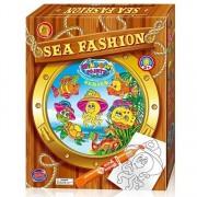 Set creatie pictura, Sea fashion