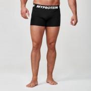 Myprotein Classic Boxers - S - Black/Black
