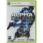 Alpha Protocol The Espionage Rpg - Xbox 360 - Unissex
