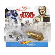 Hot Wheels Star Wars C-3PO & R2-D2 Vehicle