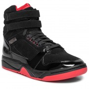 Обувки PUMA - Palace Guard Mid Red Carpet 370073 01 Puma Black/Risk Red/Bronze