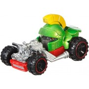 Hot Wheels Looney Tunes Marvin The Martian, Multi Color