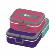 Lunch box 750 ml capacitate (Turcoaz)