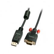 DisplayPort - D-Sub (VGA) 5m negru (41944)