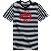 Alpinestars Prima Tričko S Černá Bílá červená