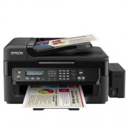 Epson L555 All-in-one Printer ink tank continue WiFi & Fax and ADF Ship by EMS