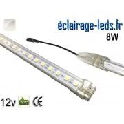 Bandeau LED de départ 50cm rigide 8W Blanc naturel 12V