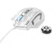 Mouse Gaming Trust GXT 155 (Alb Camuflaj)