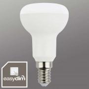 E14 5 W 830 LED reflector bulb, easydim