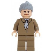 Aunt May - LEGO Spider-Man Figure