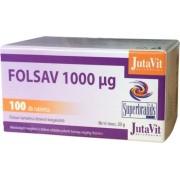 Jutavit Folsav 1000 µg tabletta, 100 db