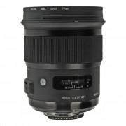 Sigma 50mm 1:1.4 DG HSM Art para Nikon negro - Reacondicionado: muy bueno 30 meses de garantía Envío gratuito