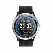 Reloj inteligente BR4 ECG PPG para hombre con pantalla de electrocardiograma Frecuencia Cardíaca pr