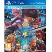 Star Ocean: Integrity and Faithlessness Limited Edition, за PS4