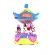 LADOO GOPAL N SONS Ferris Wheel Amusement Park with 3D Light and Music Toy for Kids