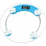 Zolico 2003 A0 Digital Personal Bathroom Weighing Scale Machine 180 KG With Backlit LCD Display Weighing Scale (White,Blue & Pink) Weighing Scale(White)