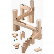 HABA Marble Run First Time Playing 001128