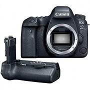 Canon Eos 6d Mark Ii + Bg-E21 - Manuale Ita - 2 Anni Di Gar. In Italia