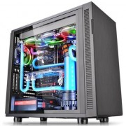 Carcasa Thermaltake Suppressor F31 Tempered Glass Edition, fara sursa, Negru