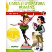 Limba si literatura romana. Manual pentru clasa a III-a. Semestrul I + II editie tiparita+editie digitala