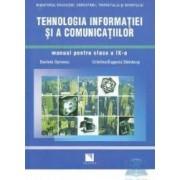 Tehnologia informatiei si a comunicatiilor clasa 9 - Daniela Oprescu Cristina-Eugenia Damacus