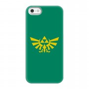 Nintendo The Legend Of Zelda Hyrule Phone Case - iPhone 5/5s - Snap Case - Matte