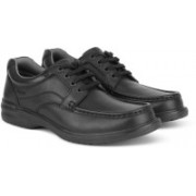 Clarks Keeler Walk Black Leather Formal Shoes For Men(Black)