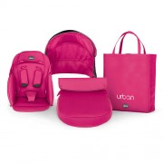 Color Pack Carucior Chicco Urban Cherry